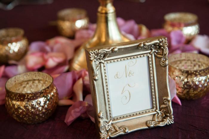 sandra table numbers